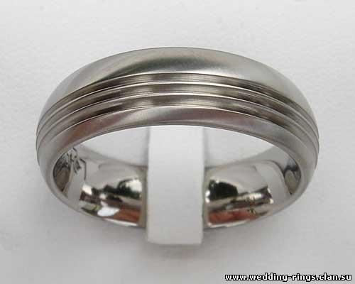 Дизайнерское обручальное кольцо
